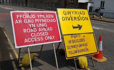 Latest roadworks update