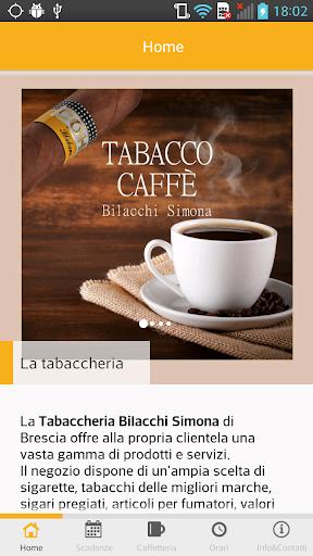 Tabacco Caffè Bilacchi Simona