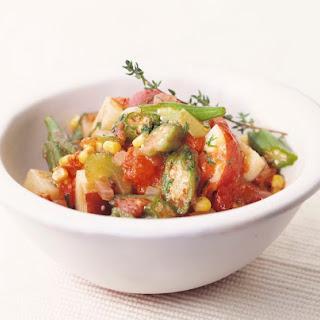 Vegetarian Okra Recipes.