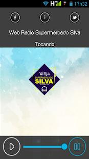 Web Rádio Supermercado Silva - náhled