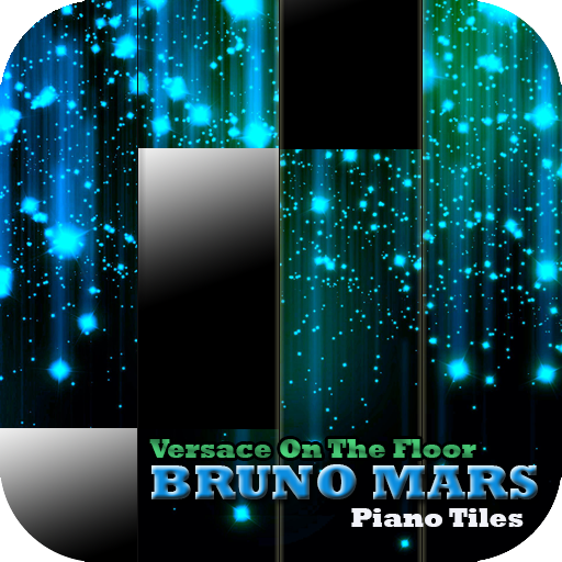 Bruno Mars Piano Tiles (game)