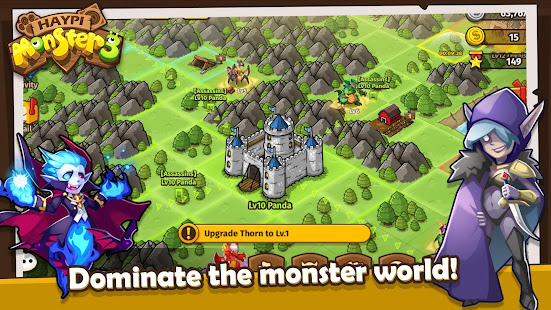Game Haypi Monster 3 APK for Windows Phone