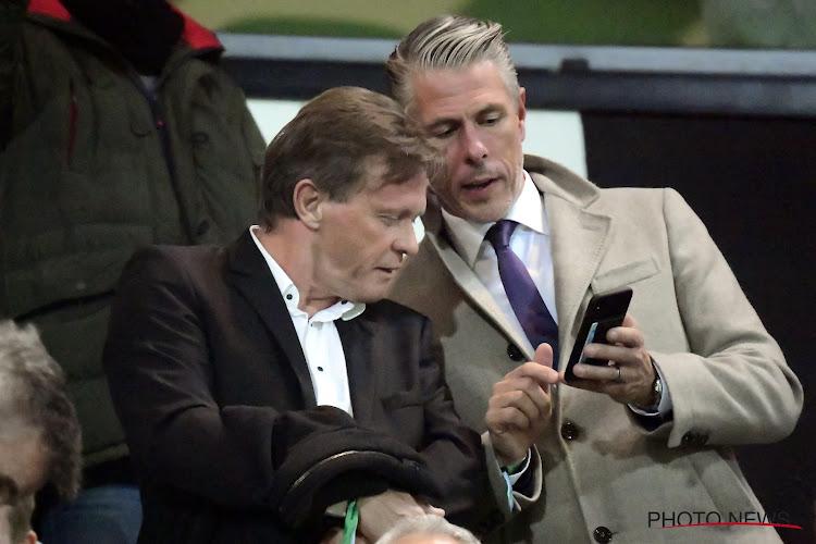 Premier match et lourde défaite pour Franky Vercauteren avec Anderlecht