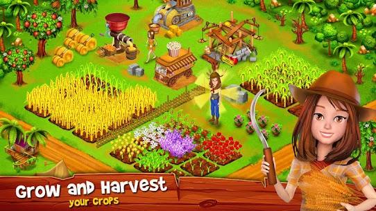 Paradise Hay Farm Island MOD (Unlimited Money) 1