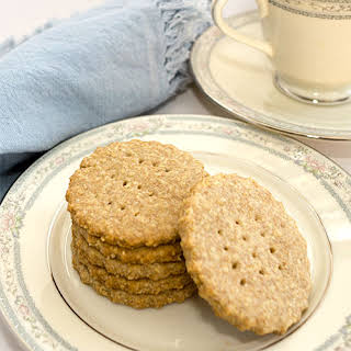 English Digestive Biscuits.