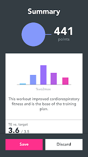 Fjuul - Healthy Activity, Workout & Fitness Coach- screenshot thumbnail