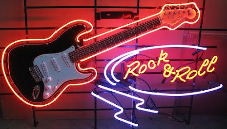 Guitar Rock & Roll