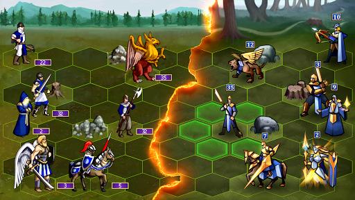 Heroes & Magic  code Triche 1