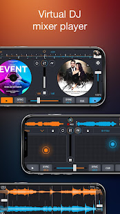 Dj Mixer Player With Your Own Music And Mix Music for PC-Windows 7,8,10 and Mac apk screenshot 3