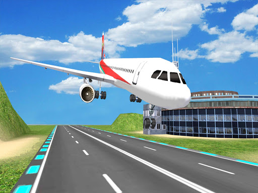 Airplane Flight Adventure: Games for Landing 1.0 screenshots 12