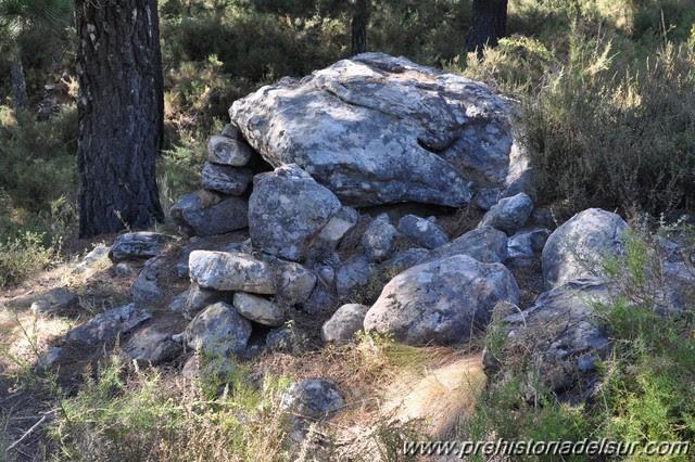 Dolmen del Pimpollar
