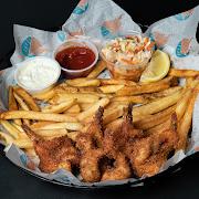 Jumbo Shrimp & Chips