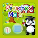 Panda Preschool Math icon