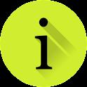 My Infos icon