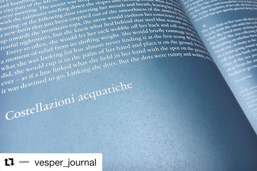 #Repost @vesper_journal ・・・ ••Vespe...