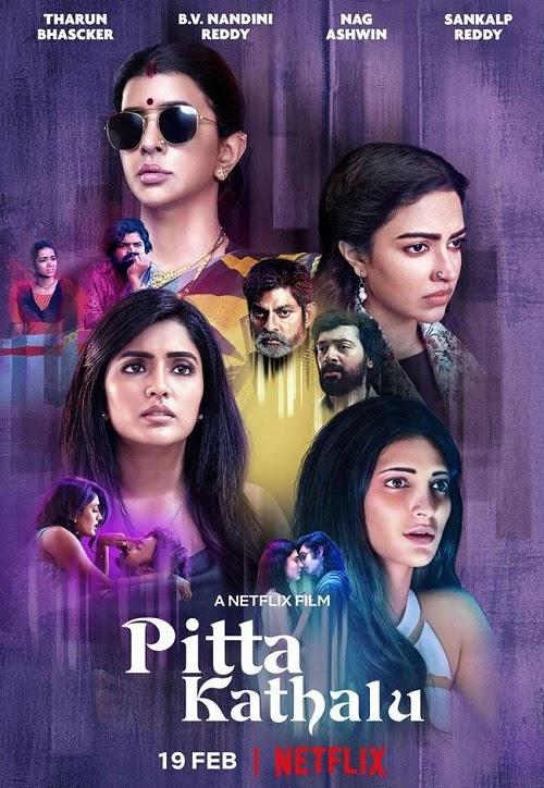 Cuatro historias de mujeres (Pitta Kathalu)