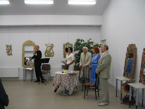 Photo: Aktoriai: Nijolė Sabulytė, Regina Arbačiauskaitė, Aleksandras Šimanskis, Rimantas Pelakauskas