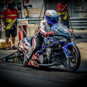 by Marlin Roseland - Sports & Fitness Motorsports