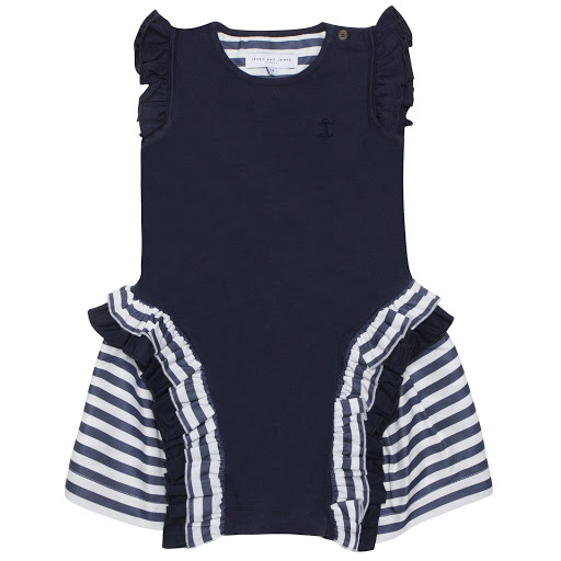 Primary image of Jesse & James Louisa Stripe Dress