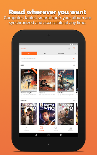 Izneo, Read Manga, Comics & BD 8.0 screenshots 14
