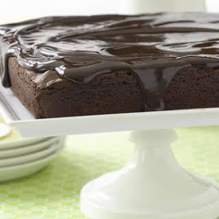Pound of Chocolate Cake.