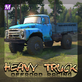 Heavy Truck Offroad Racing