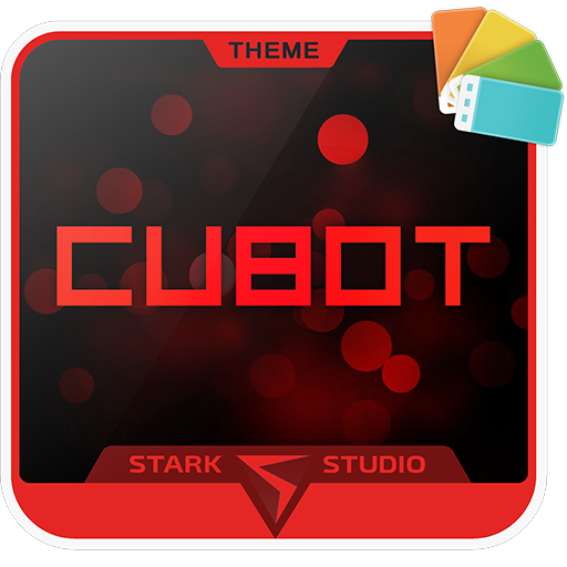 Theme Xp - CUBOT RED