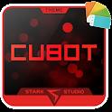 Theme Xp - CUBOT RED icon