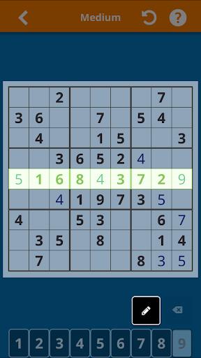 Sudoku - Free Classic Sudoku Puzzles filehippodl screenshot 9