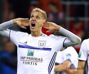 Jovanovic, Mitrovic, Tedoroczyk... Anderlecht ne privilégie plus uniquement le talent dans ses rangs offensifs