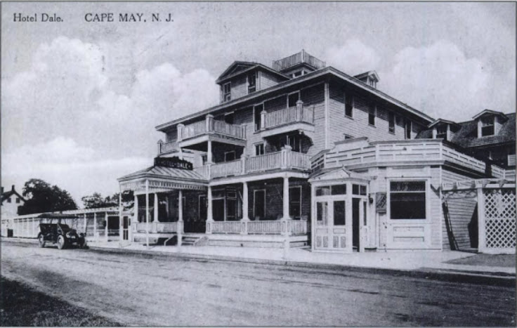 The Hotel Dale, built in 1911.