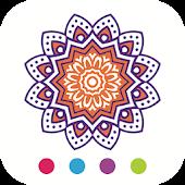 Mandala Coloring Book Adults Android APK Download Free By Infokombinat