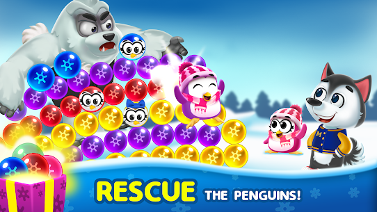 Frozen Pop – Frozen Games & Bubble Pop! 2 6