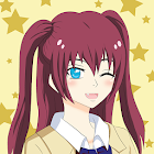 Anime School Girls Dress Up Games