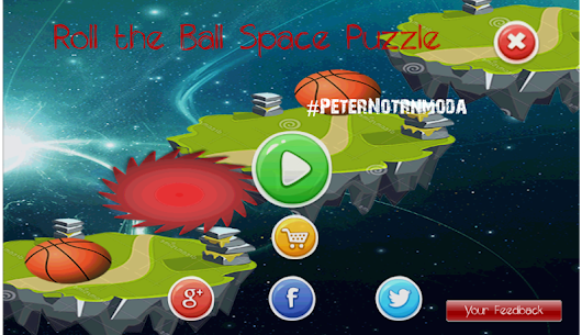 Roll the Ball Space Puzzle - Android Apps on Google Play