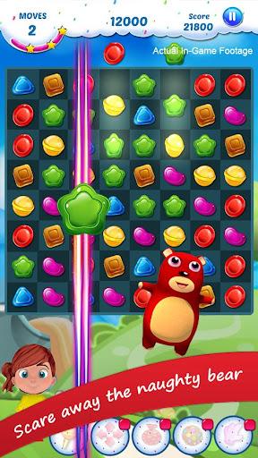 Gummy Candy - Match 3 Game screenshots 4