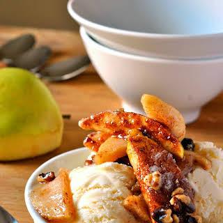 Cinnamon Baked Apples.