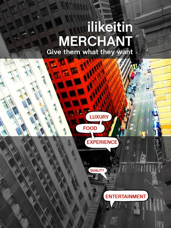 Merchant Manager- screenshot
