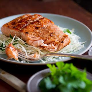 Japanese Teriyaki-Style Glazed Salmon Recipe