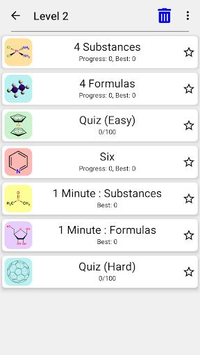 Chemical Substances: Organic & Inorganic Chemistry 2.0 screenshots 8