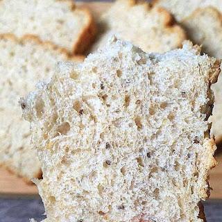 Wholemeal Bread ~17hrs Pre-fermented Sponge Dough