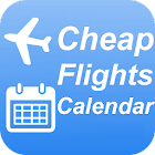 Cheap Flights Calendar icon