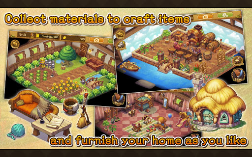 EGGLIA: Legend of the Redcap Spel (APK) gratis nedladdning för Android/PC/Windows screenshot