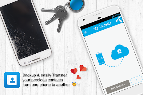 My Contacts - Phonebook Backup & Transfer App – Apps on