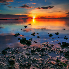 by Hamdi Aziz - Landscapes Sunsets & Sunrises