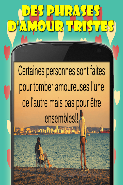 Belles Phrases Damour Citation Damour Android