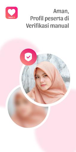 Taaruf ID : Cari Jodoh Siap Nikah 3.1.2 screenshots 5
