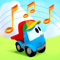 Leo the Truck: Nursery Rhymes Songs for Babies icon