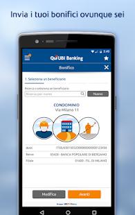 Qui UBI Banking - náhled