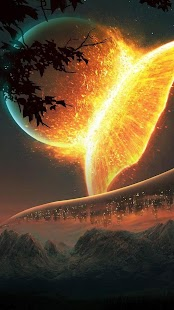 Živé Tapety Vesmír ? Galaxie Tapety na Mobil - náhled
